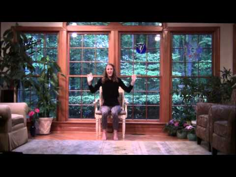 Chair Yoga Breathing Practices