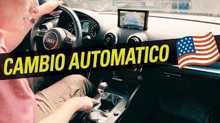 CAMBIO AUTOMATICO TUTORIAL – Come si guida in America