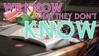 William Beckett Benny & Joon (Lyric Video)