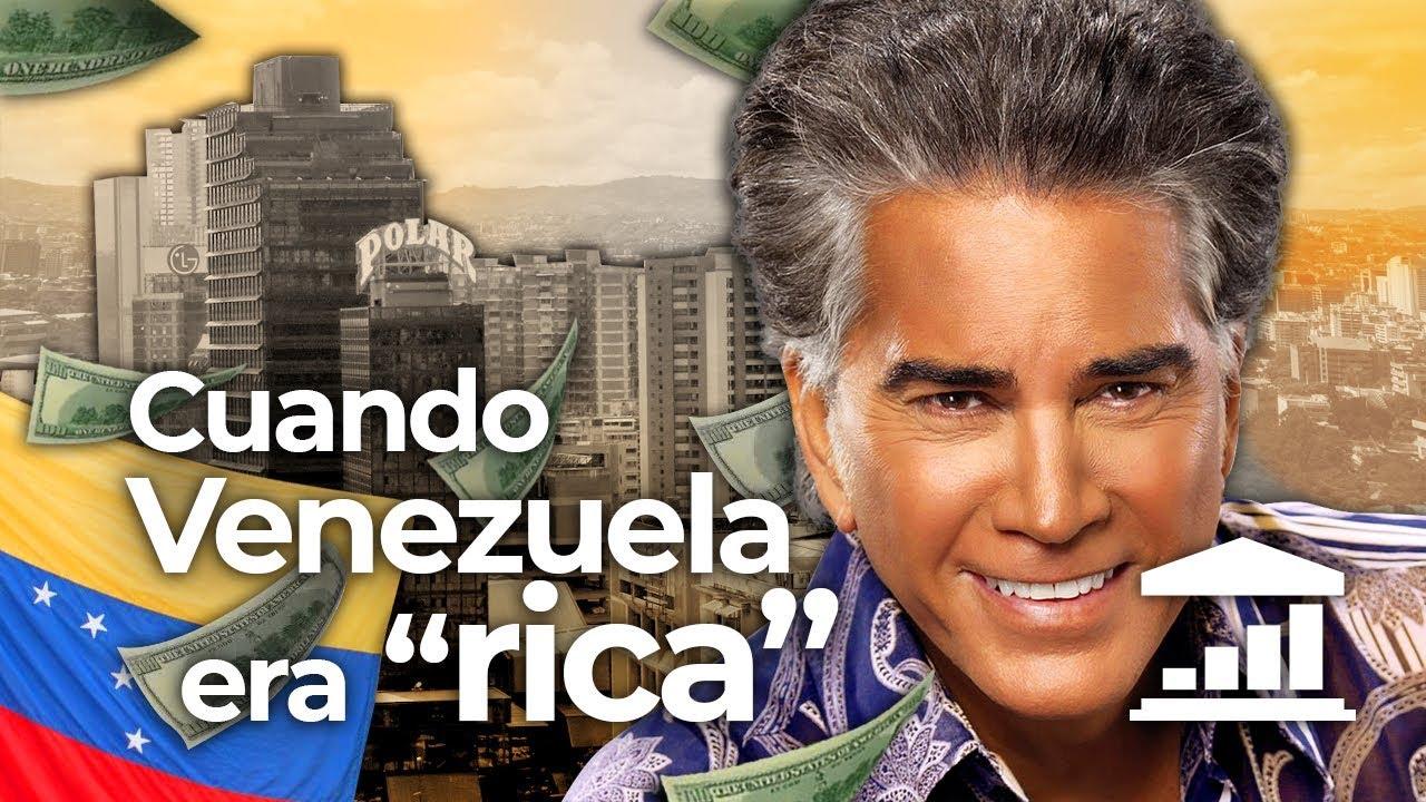 Cuando VENEZUELA era la ENVIDIA DE  LATINOAMÉRICA