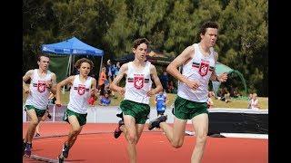 North Harbour Track Champs 2019 Intermediate 1500m