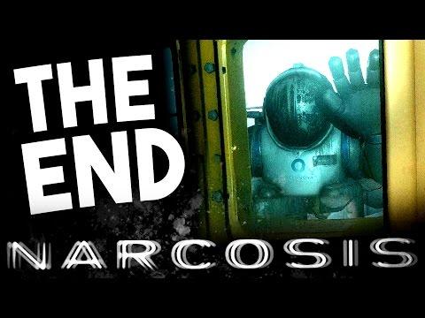 Narcosis - AN UNEXPECTED ENDING - Narcosis Gameplay Walkthrough Ending + Full PNR Open Air Interview