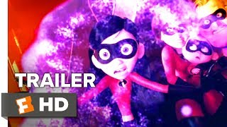 Incredibles 2 Trailer #1 (2018) | Movieclips Trailers