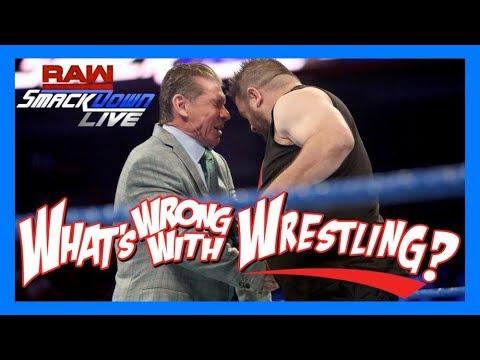 KO KO'D VINCE! WWE Raw 9/11/17 & SmackDown 9/12/17 Recap & Review