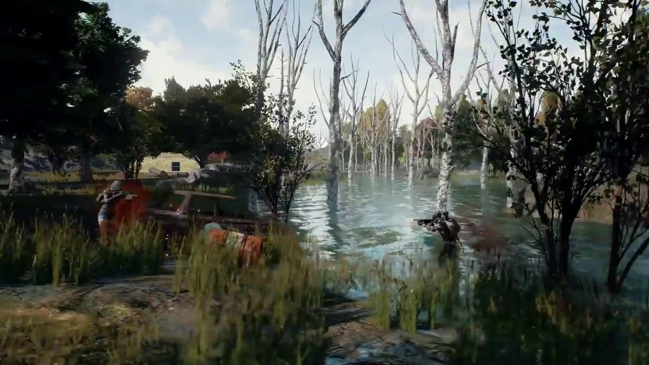 Wallpaper Playerunknown S Battlegrounds E3 2017: PlayerUnknown's Battlegrounds En Xbox One