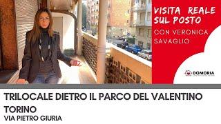 Trilocale dietro il Parco del Valentino - Torino