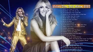 Celine Dion Greatest Hits Full Album 2020 - Celine Dion Best Songs
