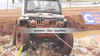 SHEMUD 2015 - Teaser (4X4 Women Off-Road Challenge)
