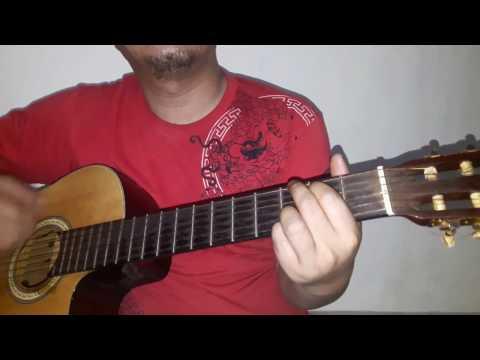 Aldha - Surat Cinta untuk Starla (Virgoun cover pake chord gitar mudah)