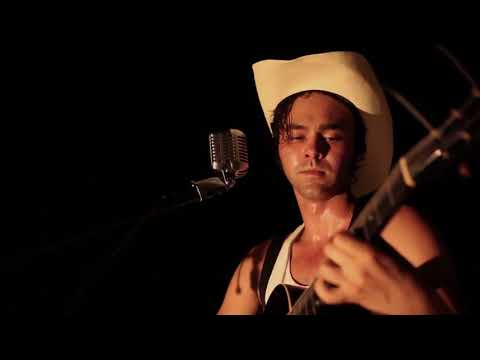 """Built to Roam"" by Shakey Graves live at The Ball Farm 2012"