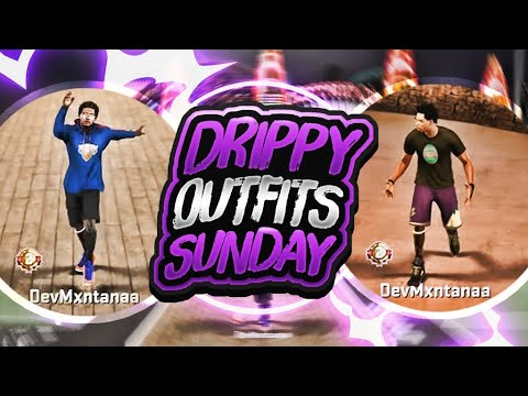 78266c8f00b1cd LAST DRIPPY OUTFIT S SUNDAY OF NBA 2K17🌊! BEST PARK STAGE GOD ...