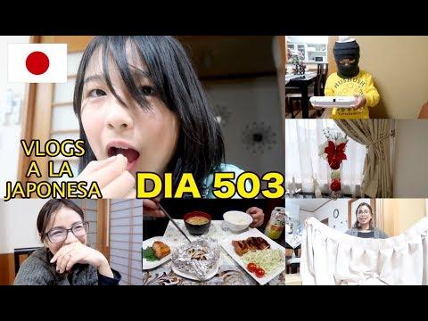 Suegro Mexicano Vs Yerno Japonés + Llegaron las Cortinas JAPON - Ruthi San ♡ 11-12-17