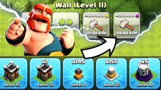 ROAD TO TOWN HALL 12!! - FINAL STRETCH! - Clash Of Clans