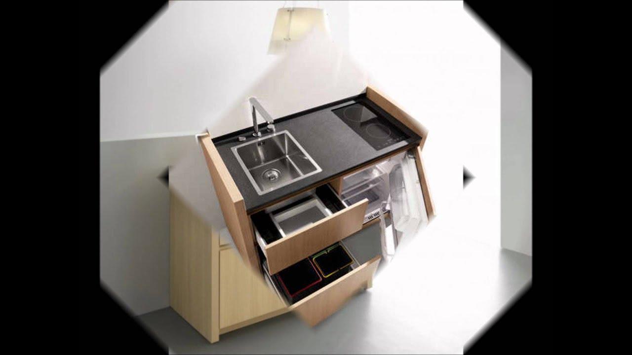 Cocinas compactas designs bk c youtube - Mini cocinas compactas ...