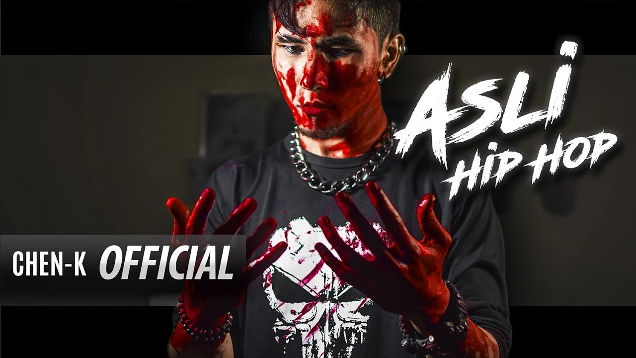 Asli Hip Hop Lyrics by CHEN-K with English Translation