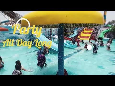 Drizzling Land - The Biggest Fun Park in Delhi NCR - Ghaziabad NCR - 2017
