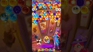 Bubble Witch 3 Saga Level 1159 ~ No Boosters