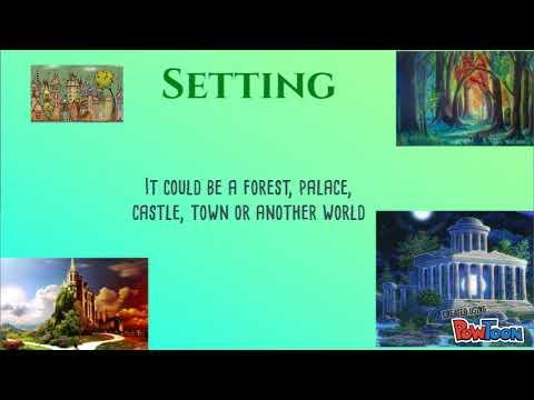 Fantasy Genre- Abigail and Kimberley