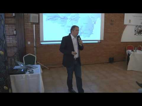 Conference: Greening Tourism in the Danube Region, 2015, Christian Baumgartner - Teil 1