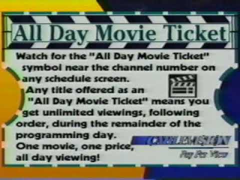 Sneak Prevue Pay Per View - May 1998 (Part 1)