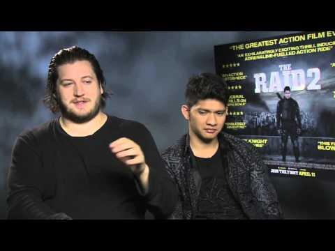 Interview: Gareth Evans & Iko Uwais talk THE RAID 2