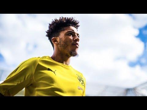 Jadon Sancho • Incredible Goals, Assists & Skills • 2018/19