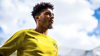 Jadon Sancho - Goals, Assists & Skills - 2018/19
