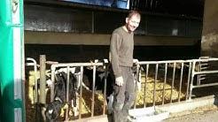 Michel Rohrbach, producteur de lait à Wittelsheim