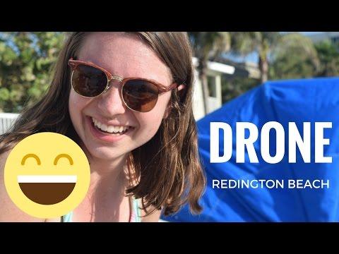 DRONE VIDEO - REDINGTON BEACH, FLORIDA