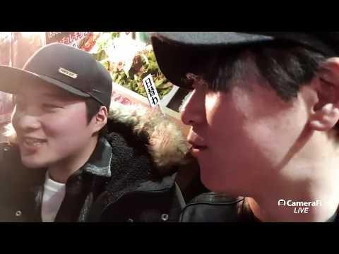애니악TV_신오오쿠보에서 카에뎅코 지수랑 술방