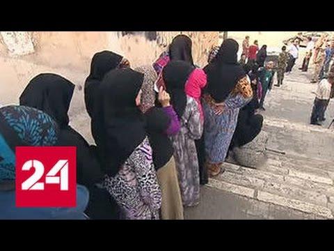Россия и Армения помогают народу Сирии
