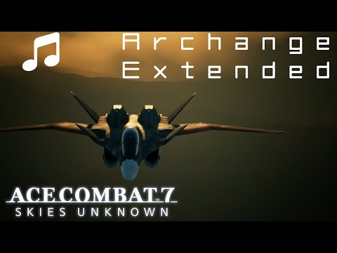'Archange' (Extended) - Ace Combat 7 Original Soundtrack