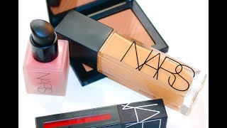 Foundation 411: New NARS Natural Radiant Longwear Foundation Review
