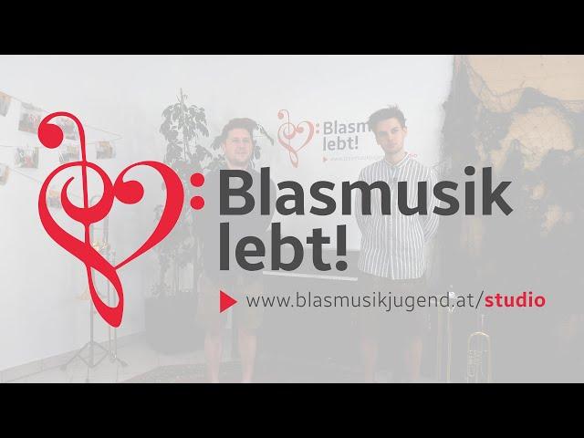 Blasmusik lebt #12 - das Blasmusikstudio – Österreichische Militärmusik