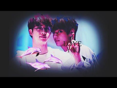 """[JIN+TAE ONESHOT] """"I Love You."""" [TAEJIN FF]"""