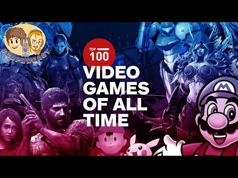 IGN Top 100 Video Games Of All Time List - Huh?