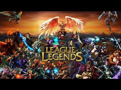 League of Legends: MEU IRMÃO DE VLADIMIR NA URF!!! RS