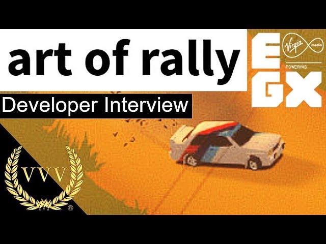 Art of Rally - EGX 2019
