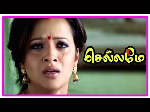 Chellame Movie Scenes | Vishal Suspects Bharath | Reema Sen Realise Bharath Loves Her | Vivek