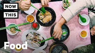 How To Eat Dim Sum Properly | Cuisine Code | NowThis