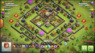 Episode 1 | TH11 Farming Base 2018 Test | All Legendary Attacks | Clash of Clans