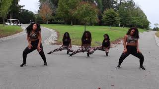 Like a Queen by Lil G ft Christopher (Cover Dance)