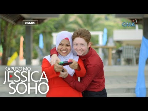 Kapuso Mo, Jessica Soho: Nag-RPG, nagka-love life!