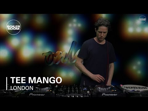 Tee Mango Boiler Room London DJ Set
