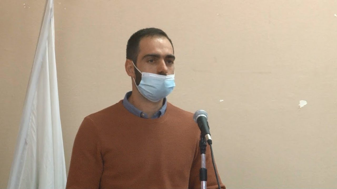 Zatečeno stanje u JKP Rasina - Milan Marjanović