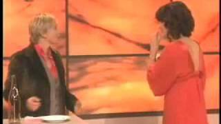 Ellen Dares Sandra Bullock