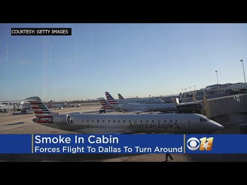 Cabin Smoke On Dallas-Bound Flight Forces Emergency Landing