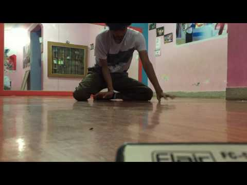 How To Do Breakdance Turtle