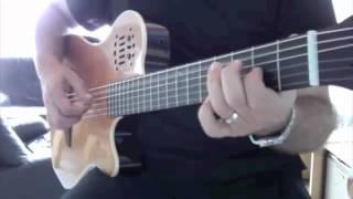 QUE SERA SERA  Guitar Solo