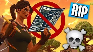 Fortnite Could Be RUINED Next Week... (No More Building Fights - New Update Nerf)